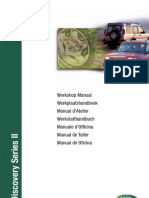 Discovery Series II Workshop Manual - 3rd Edition