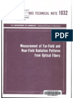 Kim&Franzen-Measurement of Frafield and Nearfield Radiation Patterns From Optical Fibers