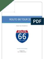 Route 66 Tour 2011