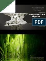 Arquitectura Líquida