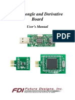 USB Dongle Users Manual V1.4