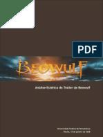 Analise Estetica Do Trailer de Beowulf