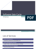 Software Sale Cycle