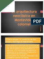 El Neoclásico en Uruguay