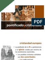 Pontificado y Cristiandad