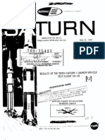Results of the Tenth Saturn I Launch Vehicle Test Flight SA-10