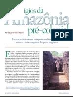 Vestígios da Amazônia Pré-Colonial - Scientific American Brasil