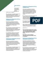 Criterios para el diagnóstico de parafiliasF65