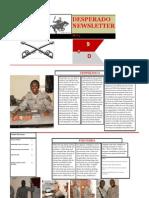 Desperado Newsletter
