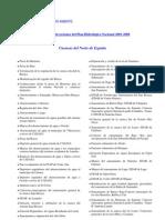 Plan Hidrológico Nacional.2001-2008