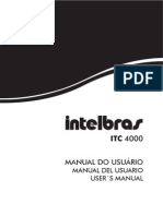 Manual Do Usuario ITC 4000