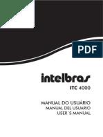 Manual Do Usuario ITC 4000