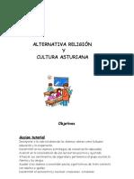 Programacion Alternativa Religion y Cultura