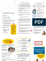 Family Literacy in Word