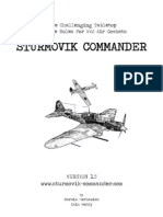 Sturmovik Commander Core Rules v1 5