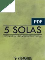 5 Solas