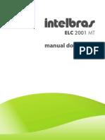 Manual Do Usuario ELC 2001 MT Central de Cerca Eletrica Com Modulo Interno[1]