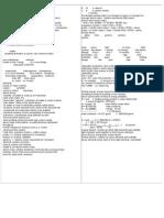 Chem Notecard