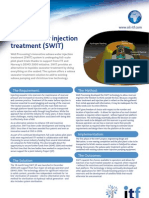 Subsea Water Injection Treatment