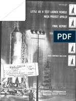 Little Joe II Test Launch Vehicle NASA Project Apollo. Volume 2 - Technical Summary Final Report