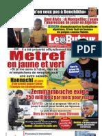 LE BUTEUR PDF du 10/07/2011