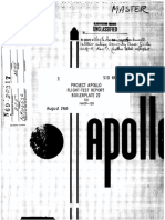 Project Apollo Flight-Test Report Boilerplate 22