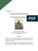 Estudio Lectio Divina Evangelio Domingo 10-Julio-2011
