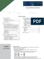 Anynet AV Manual