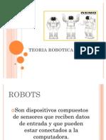 TEORIA ROBOTICA