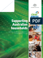 Supporting Australian Households Fact Sheet