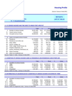 Uttar Pradesh 2001 Census Data