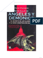 55379993 Rene Chandelle Mas Alla de Angeles y Demonios El Secreto de Los Illuminati y La Gran Conspiracion Mundial