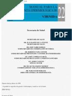 Man 22 Manual Para La Vigil an CIA Epidemiologica de Vih-sida