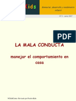 La Mala Conducta