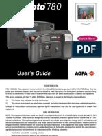 Agfa ephoto 780 User Guide
