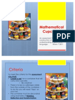 Mathematical Cupcakes