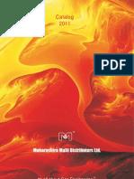Catalog 2011 Maharashtra Multi Distributors Ltd
