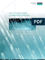 Dow Corning Water Repellants