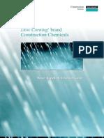 Dow Corning Water Repellants