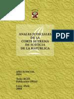 ANALES_JUDICIALES_-_CORTE_SUPREMA_DE_JUSTICIA_-_PERU_-_2004