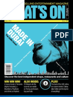 What's On | July 2011