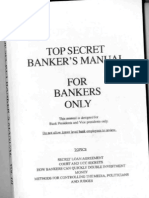 Bankers Manual - Top Secret - Volume III