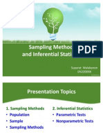 Sampling Methods Presentation)