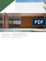 Sky Frame Brochure 2010 en[1]