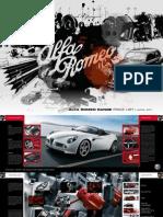 Alfa Romeo Price List