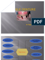 Rak Single Denture