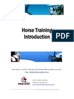 Horse Training Introduction 101 Horse Stall Mats Guide