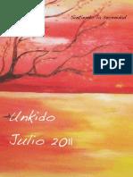 Unkido Revista Julio 2011