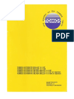 Tomos A3 Operation Manual