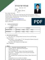 CV(Nguyễn Duy Thành)